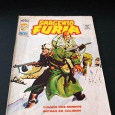 Cómics: BUEN ESTADO SARGENTO FURIA 10 VERTICE VOL II. Lote 191170250