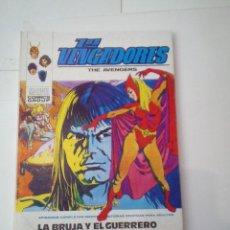 Cómics: LOS VENGADORES - VOLUMEN 1 - NUMERO 34 - MUY BUEN ESTADO - CJ 31 - GORBAUD. Lote 191187166