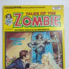 Cómics: VERTICE ESCALOFRIO/TALES OF THE ZOMBIE Nº29.. Lote 191196701