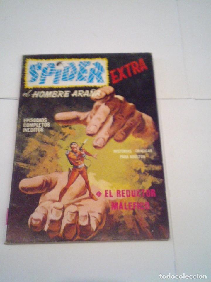 SPIDER - VERTICE - VOLUMEN 1- NUMERO 16 - MUY BUEN ESTADO - CJ 18 - GORBAUD (Tebeos y Comics - Vértice - Fleetway)
