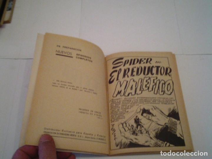 Cómics: SPIDER - VERTICE - VOLUMEN 1- NUMERO 16 - MUY BUEN ESTADO - CJ 18 - GORBAUD - Foto 3 - 191251527