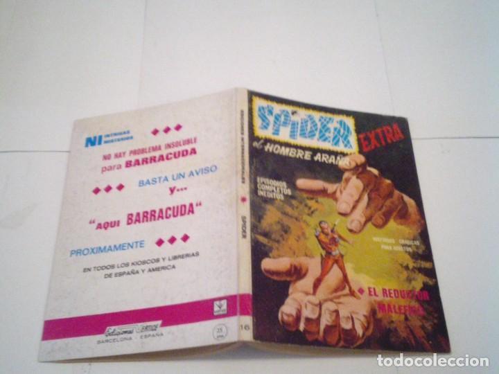 Cómics: SPIDER - VERTICE - VOLUMEN 1- NUMERO 16 - MUY BUEN ESTADO - CJ 18 - GORBAUD - Foto 6 - 191251527