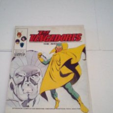 Cómics: LOS VENGADORES - VERTICE - VOLUMEN 1 - NUMERO 44 - MUY BUEN ESTADO - CJ 31 - GORBAUD. Lote 191251881