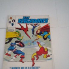 Cómics: LOS VENGADORES - VERTICE - VOLUMEN 1 - NUMERO 52 - MUY BUEN ESTADO - IMPECABLE - CJ 31 - GORBAUD. Lote 191251990