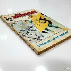 Cómics: LOS VENGADORES, VÉRTICE, NÚMERO 44, VENGADOR CONTRA INHUMANO, AÑO 1973. Lote 191309715