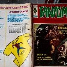 Cómics: COMIC: FANTOM - V 2 - Nº 21 - MUNDICOMICS ¡DIFICIL!. Lote 191321642