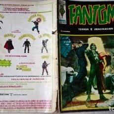 Cómics: COMIC: FANTOM - V 2 - Nº 23 - MUNDICOMICS ¡DIFICIL!. Lote 191321787