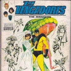 Cómics: COMIC COLECCION LOS VENGADORES VOL.1 Nº 27 . Lote 191441767