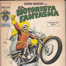 Cómics: COMIC COLECCION SUPER HEROES EL MOTRISTA FANTASMA VOL.1 Nº 8. Lote 191442235
