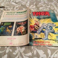 Cómics: THOR - VOL 2 - N° 34 - NO TENDRAS OTROS DIOSES DELANTE MIO - VÉRTICE 1977. Lote 191449967