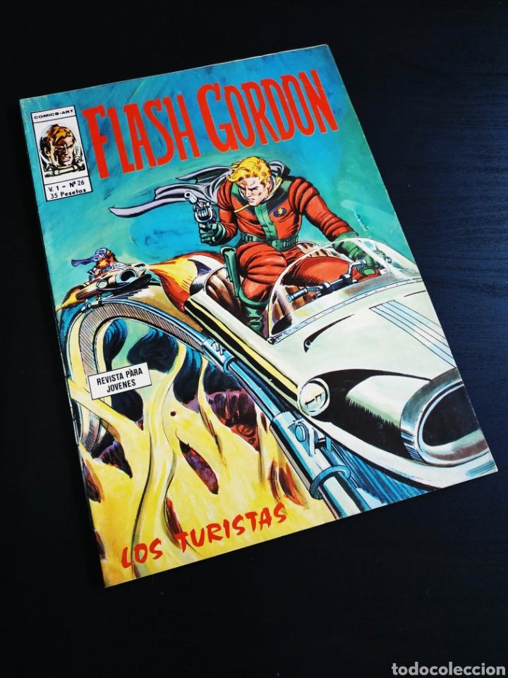 MUY BUEN ESTADO FLASH GORDON 26 VERTICE (Tebeos y Comics - Vértice - Flash Gordon)