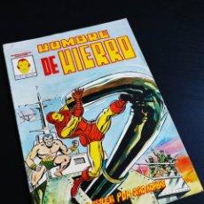 Cómics: MUY BUEN ESTADO HOMBRE DE HIERRO 2 VERTICE. Lote 191468863
