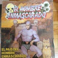 Cómics: EL HOMBRE ENMASCARADO ( EDICION HISTORICA). Lote 191473038