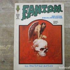 Cómics: FANTOM - Nº 26 - EL PACTO DE SATAN - VERTICE. Lote 191500357