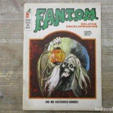Cómics: FANTOM - Nº 1 - NO ME ENTERREIS HONDO - VERTICE. Lote 191500813