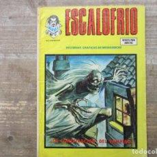 Cómics: ESCALOFRIO - NUMERO 61 / MARVEL MONSTER GROUP - LA CONSPIRACION DEL VAMPIRO!!. Lote 191502988