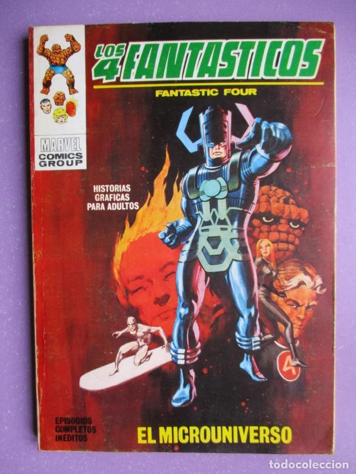 LOS 4 FANTASTICOS Nº 37 VERTICE TACO ¡¡¡ ¡ BUEN ESTADO !!!! (Tebeos y Comics - Vértice - V.1)