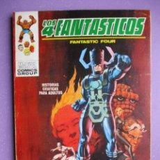 Cómics: LOS 4 FANTASTICOS Nº 37 VERTICE TACO ¡¡¡ ¡ BUEN ESTADO !!!! . Lote 191507521