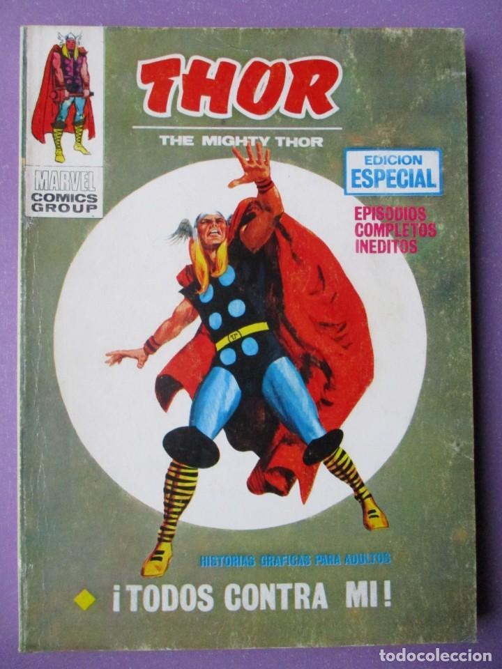 THOR Nº 12 VERTICE TACO ¡¡¡ ¡ BUEN ESTADO !!!! (Tebeos y Comics - Vértice - V.1)