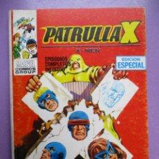 Cómics: PATRULLA X Nº 20 VERTICE TACO ¡¡¡ BUEN ESTADO !!!! 1ª EDICION. Lote 191510111