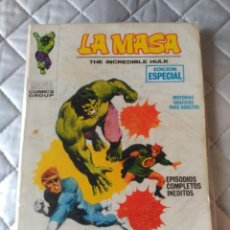 Cómics: LA MASA VOL. 1 Nº 3 VERTICE. Lote 191519771