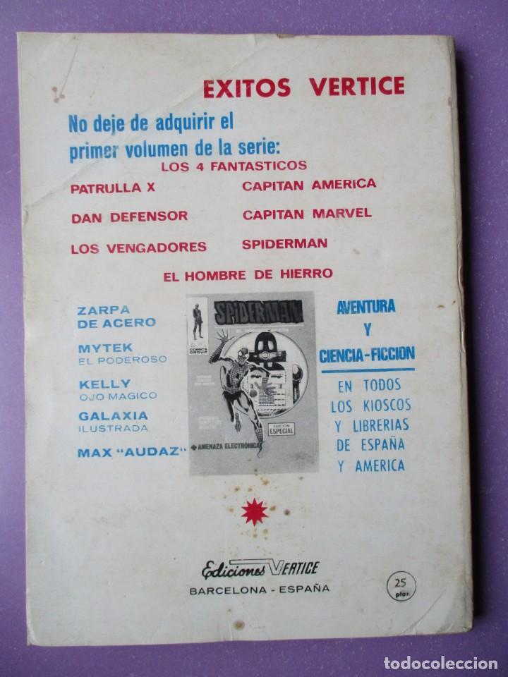 Cómics: SELECCIONES VERTICE Nº 59 VERTICE TACO ¡¡¡ BUEN ESTADO !!!! - Foto 2 - 191522555