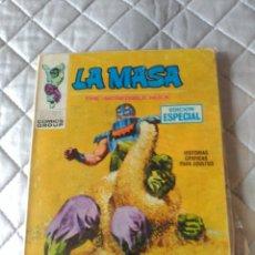 Cómics: LA MASA VOL. 1 Nº 6. Lote 191523975