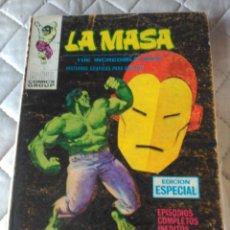 Cómics: LA MASA VOL. 1 Nº 14. Lote 191532121
