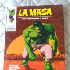 Cómics: LA MASA VOL. 1 Nº 23. Lote 191533180