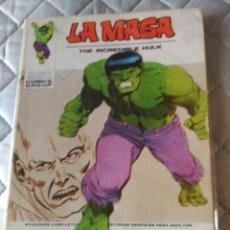 Cómics: LA MASA VOL. 1 Nº 31. Lote 191534093