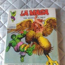 Cómics: LA MASA VOL. 1 Nº 33 VERTICE. Lote 191534410