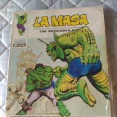 Cómics: LA MASA VOL. 1 Nº 34 VERTICE. Lote 282564343