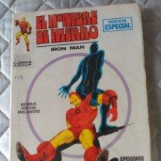 Cómics: EL HOMBRE DE HIERRO VOL.1 Nº 8. Lote 191536251