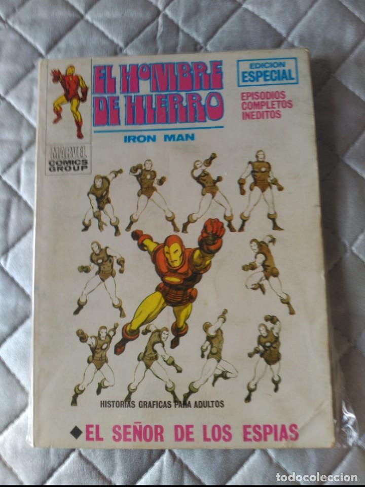 EL HOMBRE DE HIERRO VOL.1 Nº 15 (Tebeos y Comics - Vértice - Hombre de Hierro)