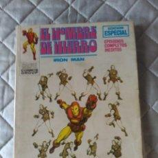 Cómics: EL HOMBRE DE HIERRO VOL.1 Nº 15. Lote 191536913