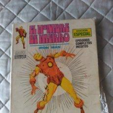 Cómics: EL HOMBRE DE HIERRO VOL.1 Nº 16. Lote 191537051