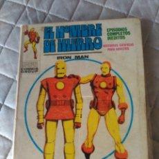 Comics : EL HOMBRE DE HIERRO VOL.1 Nº 21 MUY DIFÍCIL. Lote 191537832