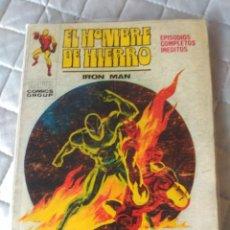 Cómics: EL HOMBRE DE HIERRO VOL.1 Nº 23. Lote 191538041