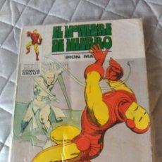 Cómics: EL HOMBRE DE HIERRO VOL.1 Nº 32. Lote 191538760