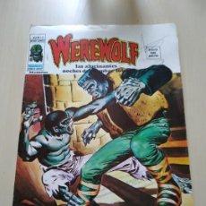 Cómics: WEREWOLF. ¡PRISIONEROS DE LA CARNE!. V-2 Nº10 - VÉRTICE. Lote 191555197