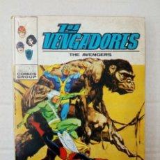 Cómics: LOS VENGADORES VOL. 1 Nº 35. EL HOMBRE MONO ATACA. Lote 191592083