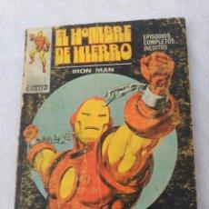Cómics: EL HOMBRE DE HIERRO VOL.1 Nº 24. Lote 191593220