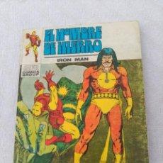 Cómics: EL HOMBRE DE HIERRO VOL.1 Nº 27. Lote 191593788