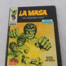 Cómics: LA MASA VOL.1 Nº 5. Lote 191594251