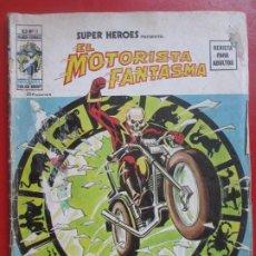 Cómics: TEBEO EL MOTORISTA FANTASMA V.2 Nº15 MUNDI-COMICS MARVEL 1973. Lote 191599697