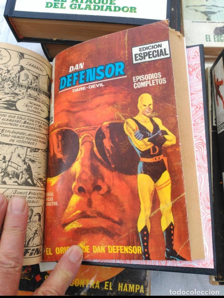 Cómics: Dan Defensor Vol.1 COMPLETA 48 cómics - Foto 2 - 191605817