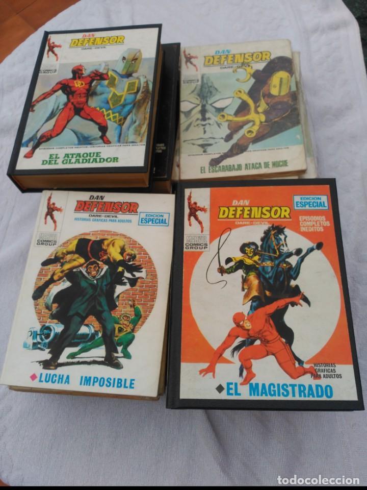 Cómics: Dan Defensor Vol.1 COMPLETA 48 cómics - Foto 3 - 191605817