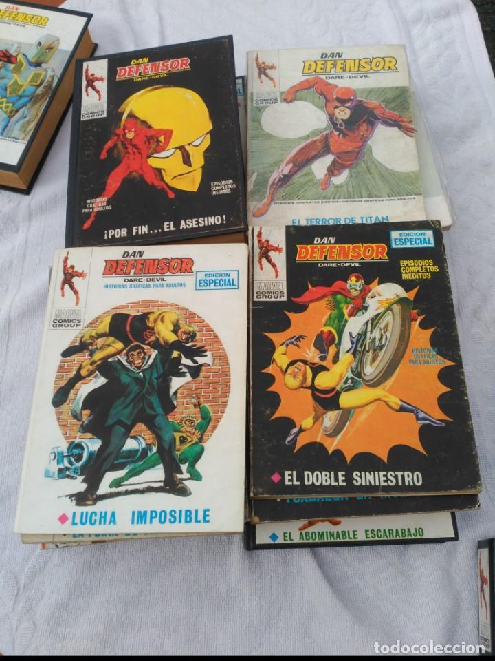 Cómics: Dan Defensor Vol.1 COMPLETA 48 cómics - Foto 4 - 191605817