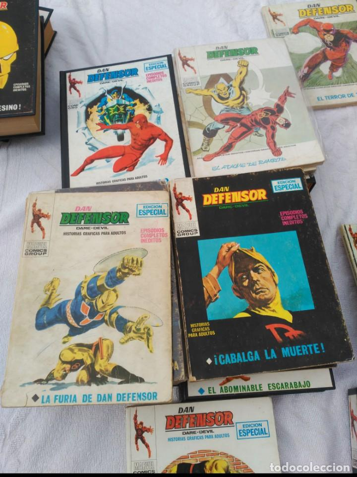 Cómics: Dan Defensor Vol.1 COMPLETA 48 cómics - Foto 5 - 191605817