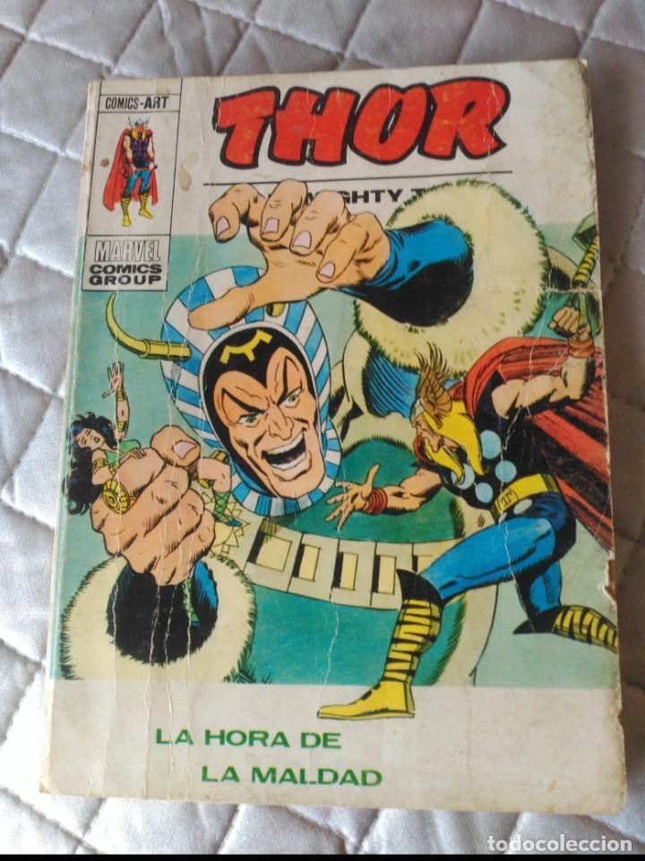 THOR VOL,1 Nº 41 VERTICE (Tebeos y Comics - Vértice - Thor)